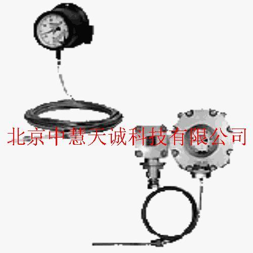 电接点温度计 型号:VUGYTF-1