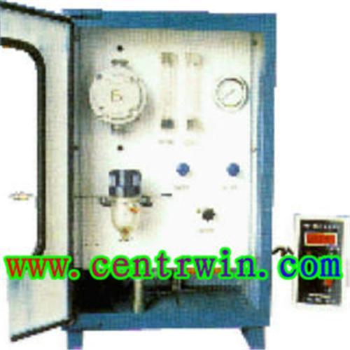 工业气相微量水分仪/电解式微量水分仪(防爆测氢气) 型号:ZH153321A