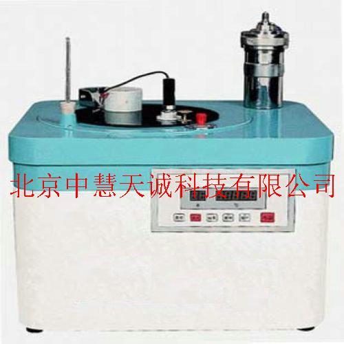 数显氧弹热量计 型号:CJDZ-RY-1-A