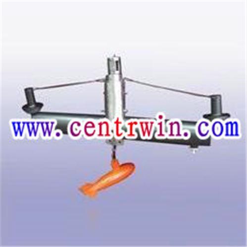 2.5L横式卡盖式采水器 型号:TXH-003