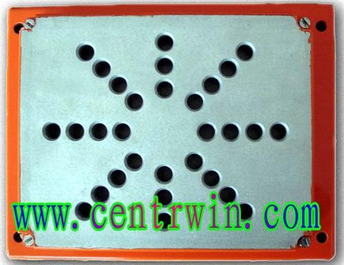 PM10切割器 (YJTH-1000大流量采样器)材质塑料 型号:YJ-1000