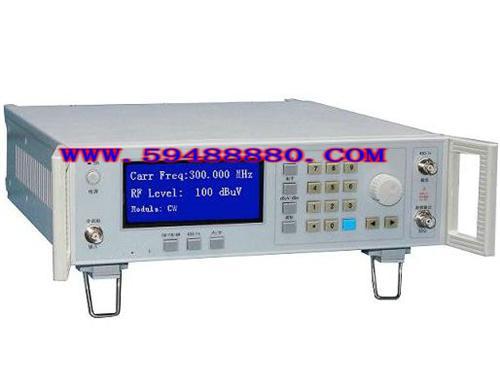 合成标准信号发生器(300MHz) 型号:DEUY-1482