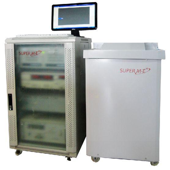 多铁材料磁电测量系统