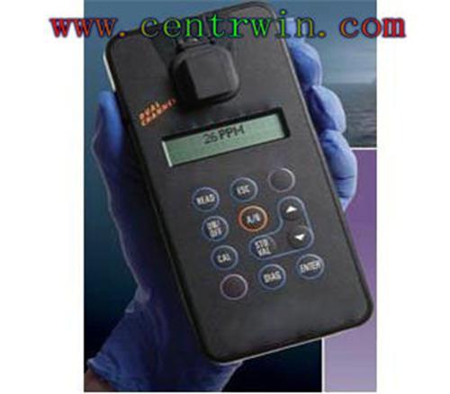 便携式水中油分析仪 美国 型号:HTCTD-500D