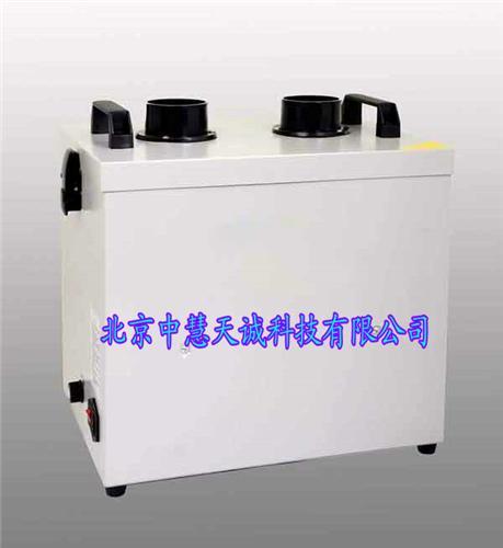 烟尘净化机/粉尘收集器/异味消除器 型号:FLBX-2000