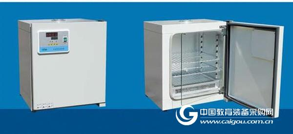 电热恒温培养箱安装与调试