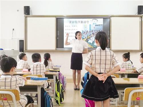 """南宁教育事业发展按下""""快进键"""""""