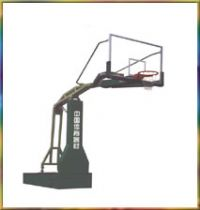 液壓電動籃球架