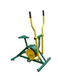 戶外健身器材、健身路徑、聯動健身車