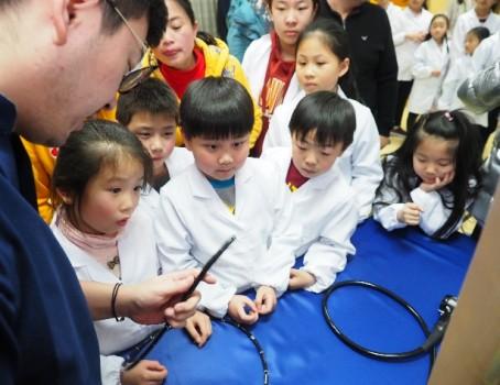 2019奥林巴斯青少年科普教育活动在京正式启动