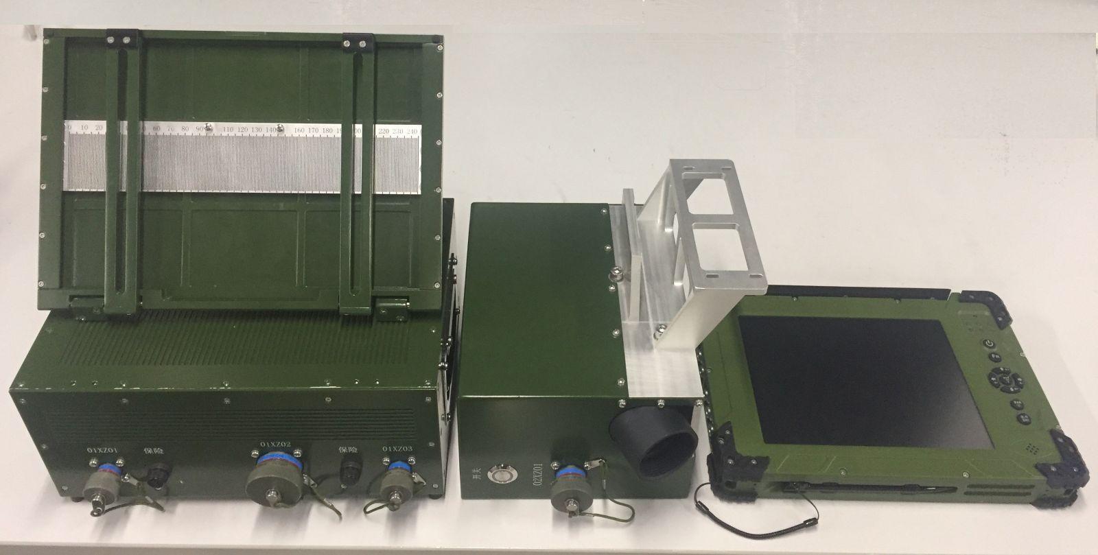 坐标系自动标定设备